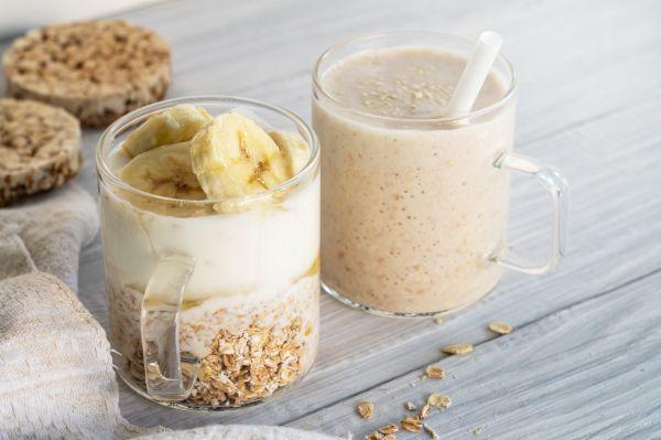 Δροσερό smoothie με μπανάνα και γιαούρτι | imommy.gr