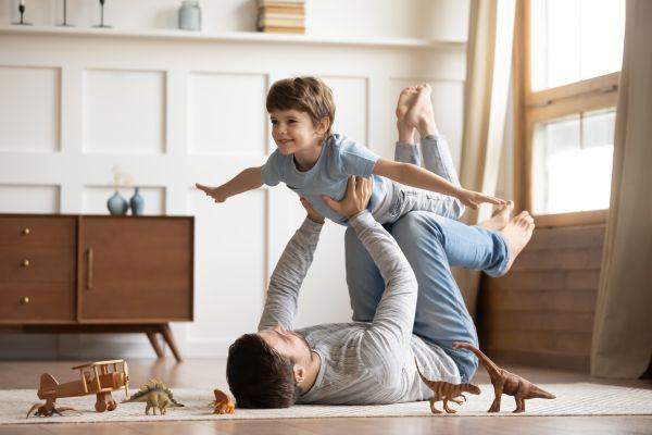 Πώς θα περάσει ο μπαμπάς περισσότερο χρόνο με τα παιδιά; | imommy.gr