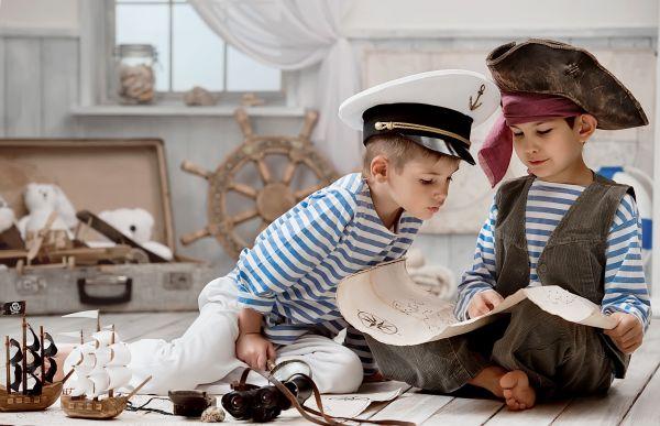 Πώς τα παιχνίδια ρόλων ωφελούν τα παιδιά | imommy.gr