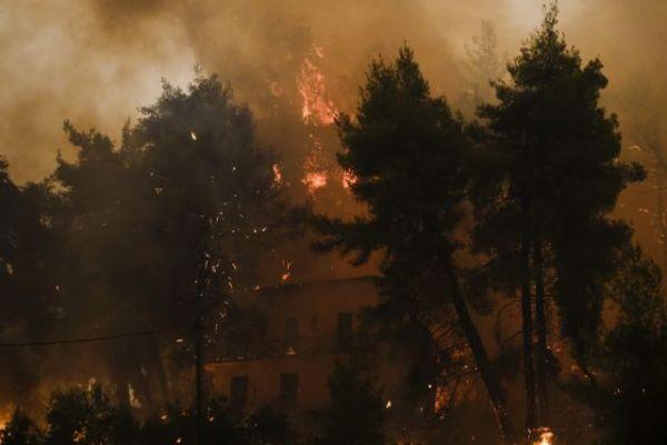 Φωτιά στην Εύβοια – Συγκλονιστικές φωτογραφίες που κόβουν την ανάσα | imommy.gr