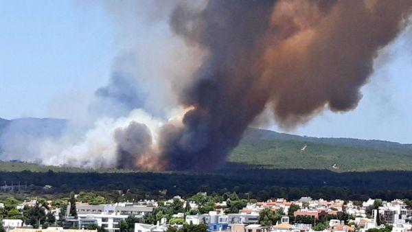 Εκκενώθηκε κατασκήνωση στη Βαρυμπόμπη | imommy.gr