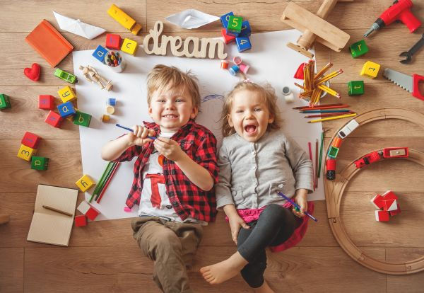 Παιδιά με καλό χαρακτήρα με αυτά τα παιχνίδια | imommy.gr