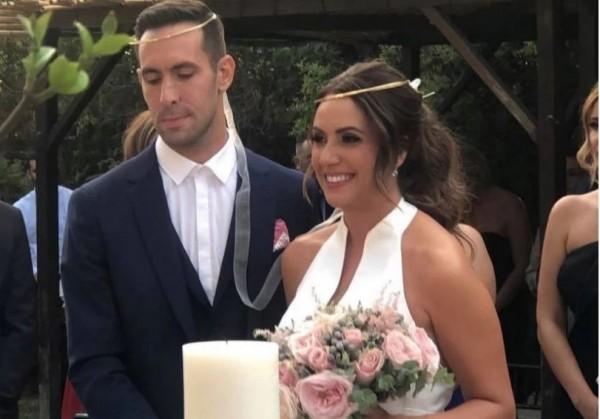 Παντρεύτηκε η Μάρτζυ Λαζάρου – Στο πλευρό της η Ιωάννα Μαλέσκου   imommy.gr