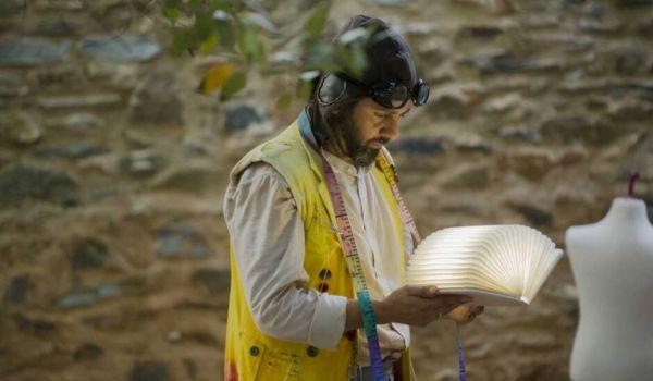 «Ο Ραφτάκος των λέξεων» συνεχίζει σε υπαίθριους χώρους τον Σεπτέμβριο | imommy.gr