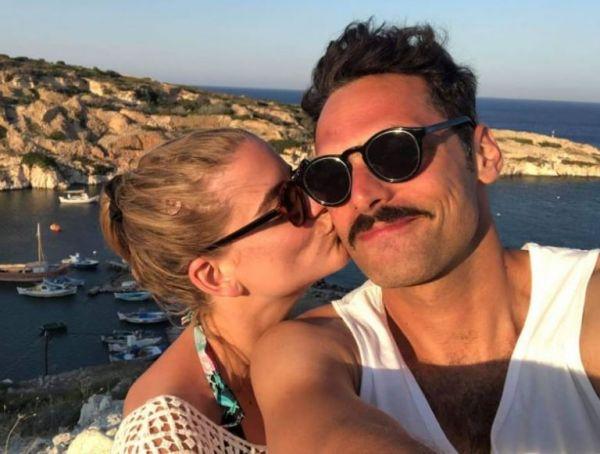 Γιώργος Παπαγεωργίου – «Ο γάμος μας ήταν ακριβώς όπως τον θέλαμε με την Δανάη» | imommy.gr