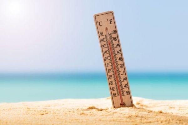 Καιρός – Υψηλές οι θερμοκρασίες σήμερα, Σάββατο   imommy.gr