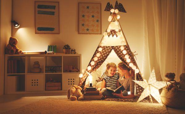 Παιδικό δωμάτιο για νήπια – Ποιος είναι ο ιδανικός φωτισμός;   imommy.gr