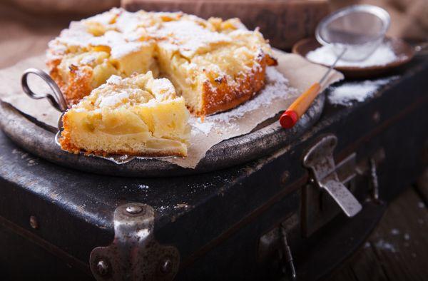 Στα γρήγορα – Αφράτο κέικ μήλου | imommy.gr