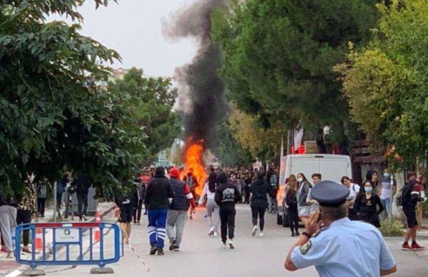 Θεσσαλονίκη –  Ακροδεξιοί παριστάνουν τους «μαθητές» καταγγέλλουν γονείς και εκπαιδευτικοί | imommy.gr