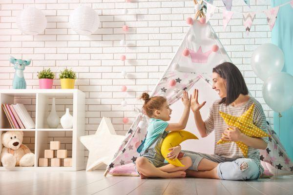 DIY παιδική σκηνή – Φτιάξτε την δική σας πανεύκολα | imommy.gr